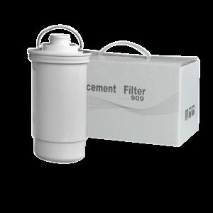 Filter till vit bänkmodell