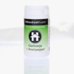 Gurkmeja + Svartpeppar
