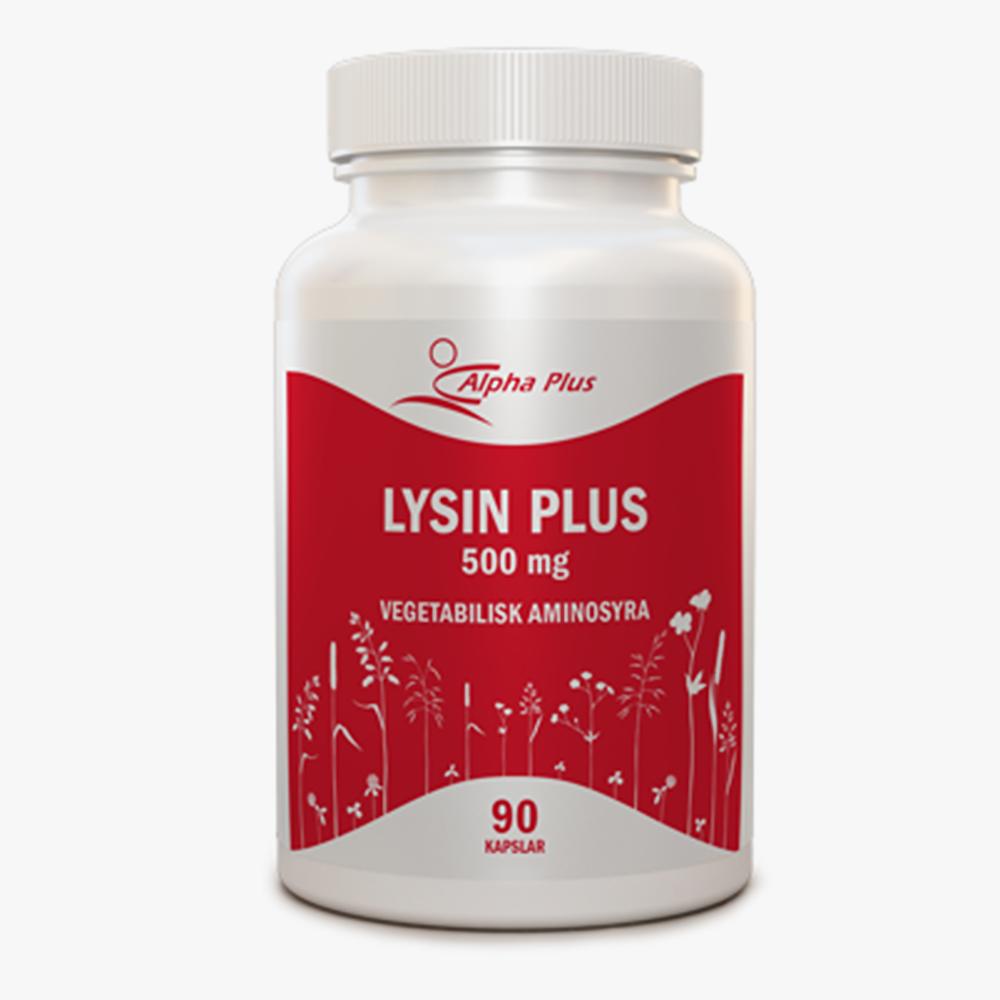 Lysin Plus 500 mg 90 kap